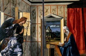 5 Obras-Primas Natalinas – A Anunciação