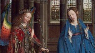 A-Anunciação-1434-Jan-van-Eyck