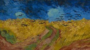 Vincent-van-Gogh-Campo-de-Trigo-com-Corvos