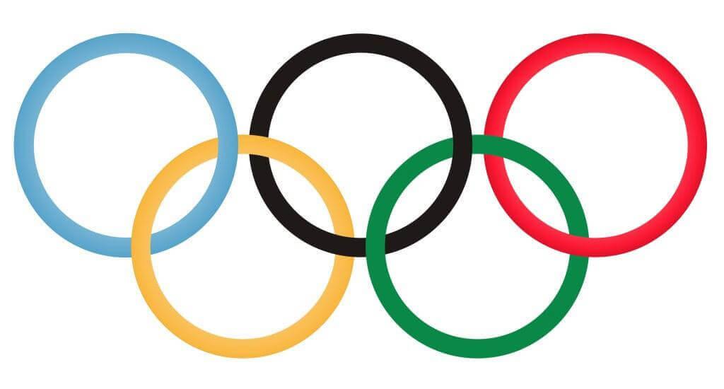 anéis-olímpicos-símbolo-Jogos-Olímpicos