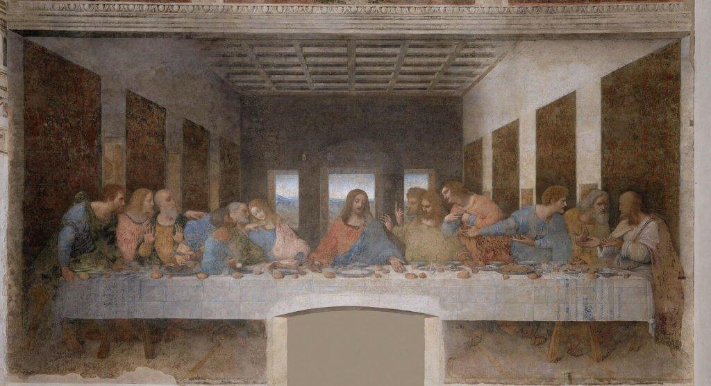 The-last-Supper-Leonardo-da-Vinci