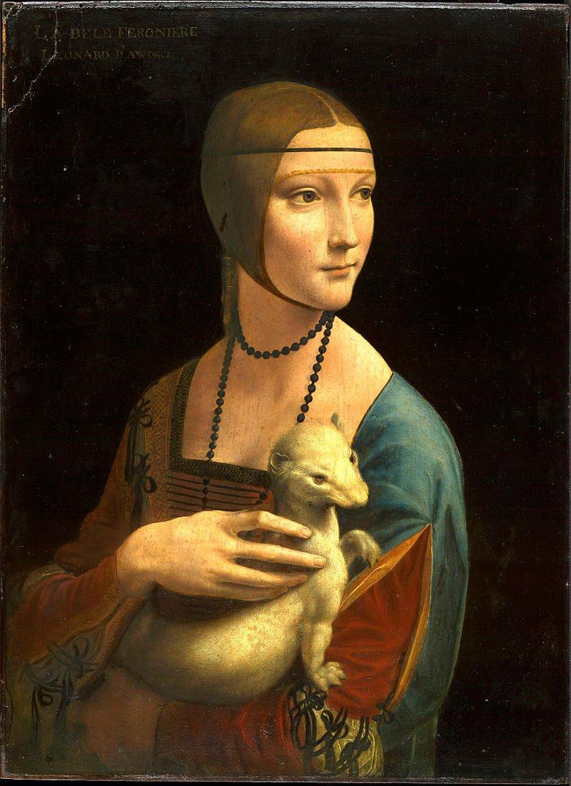 Dama-com-Arminho-Leonardo-Da-Vinci