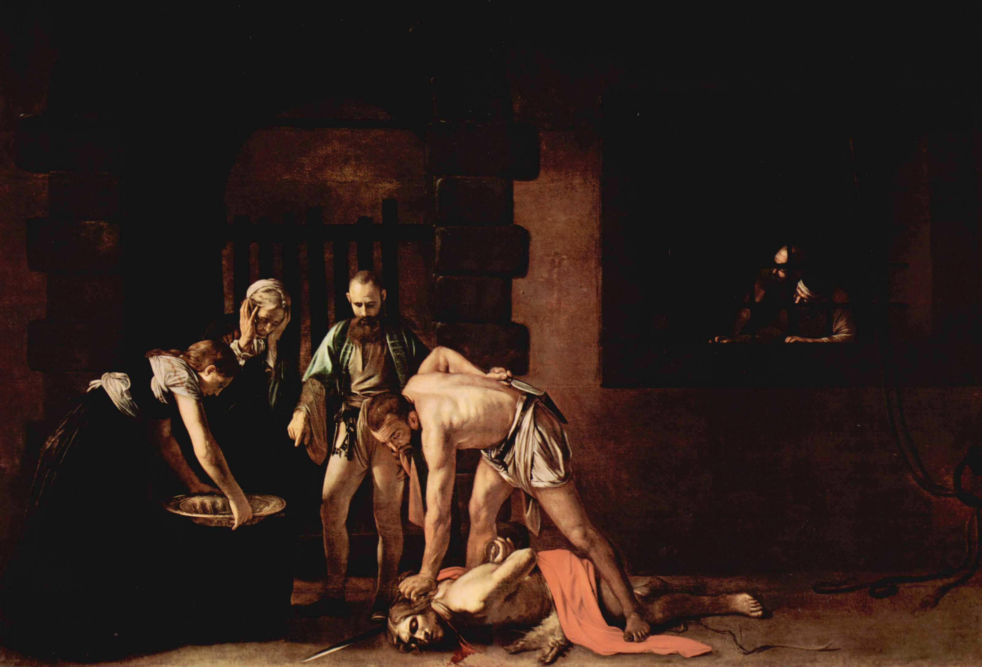 As Duas Faces de Caravaggio