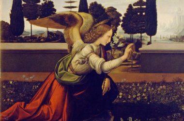 A Anunciação. Confira Os Segredos de 5 Obras-Primas Natalinas!